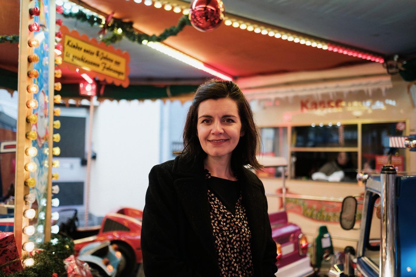 Salome Saremi-Strogusch will für Zivilcourage sensibilisieren.