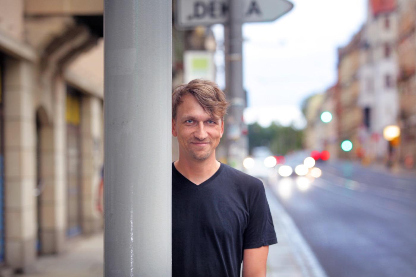 Michael Nattke kandidierte im Mai für den Dresdner Stadtrat.