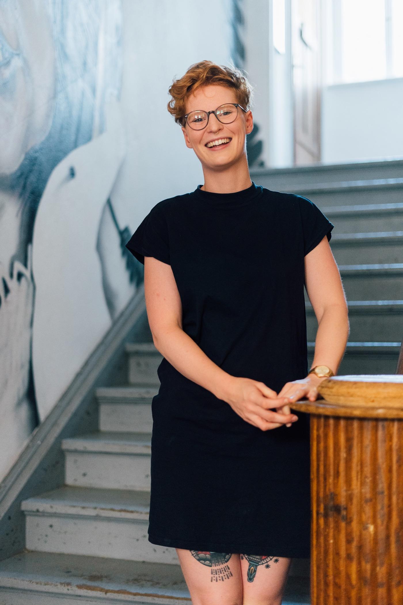 Geschäftsführerin des Treibhaus in Döbeln: Judith Schilling.