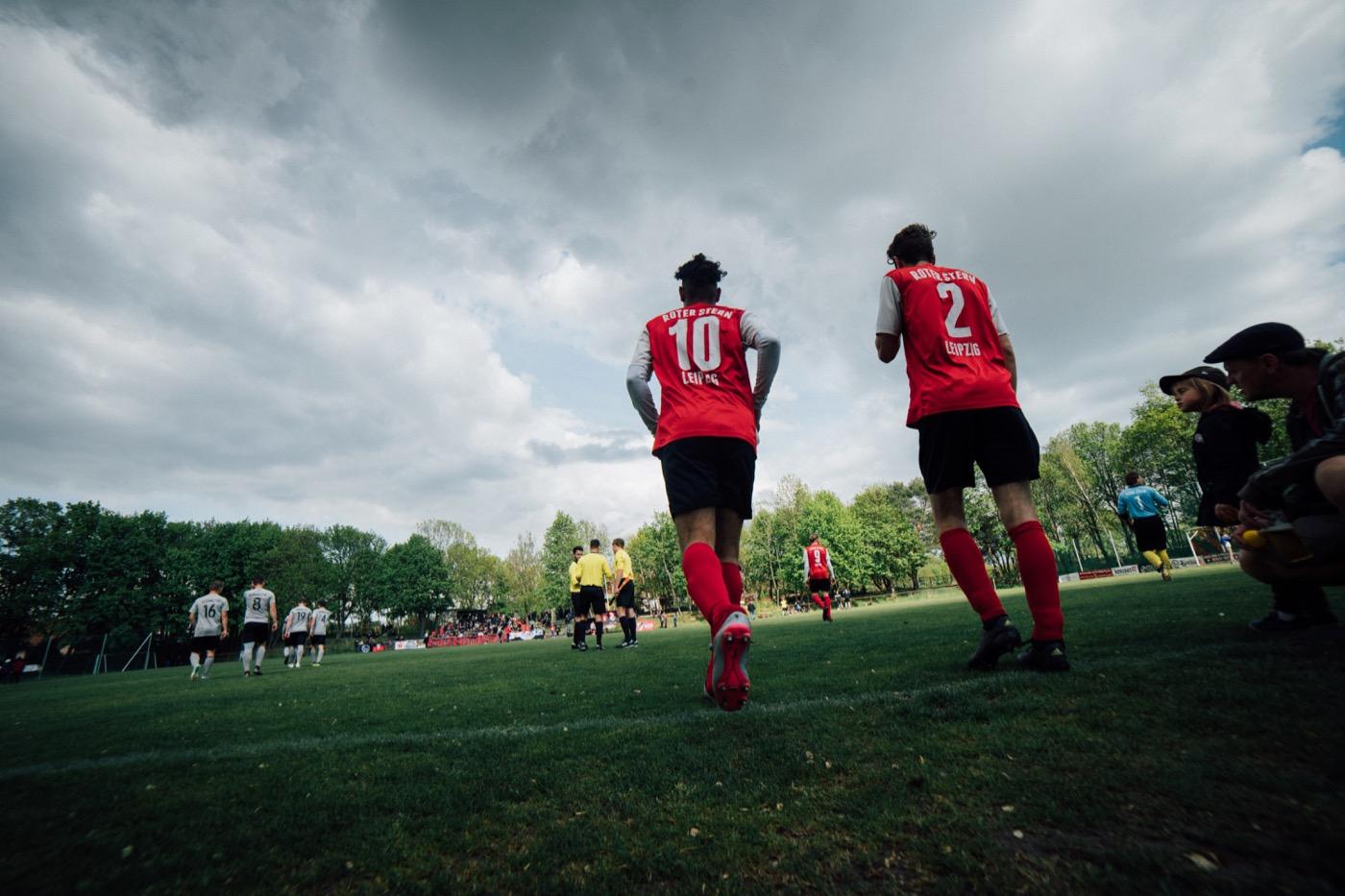 In der siebten Liga kommt der Rote Stern noch ohne Spielergehälter aus.