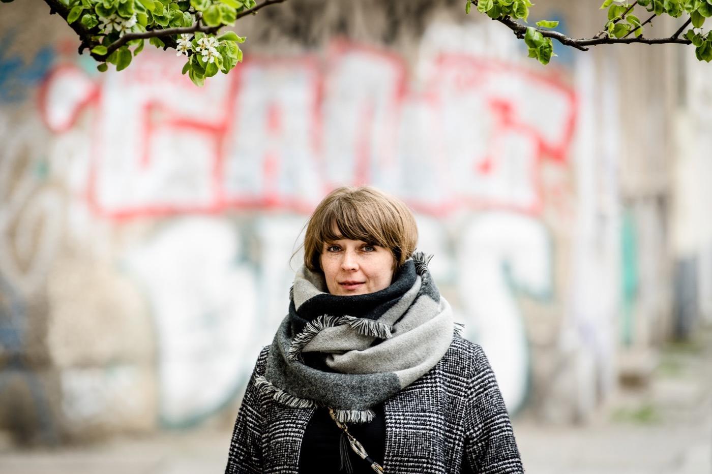 Cornelia Heyken gehört zum Team der Amadeu Antonio Stiftung.