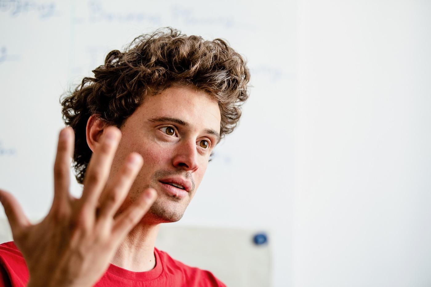 Peter Eckert gründete 2010 die soziale Biermarke Quartiermeister.