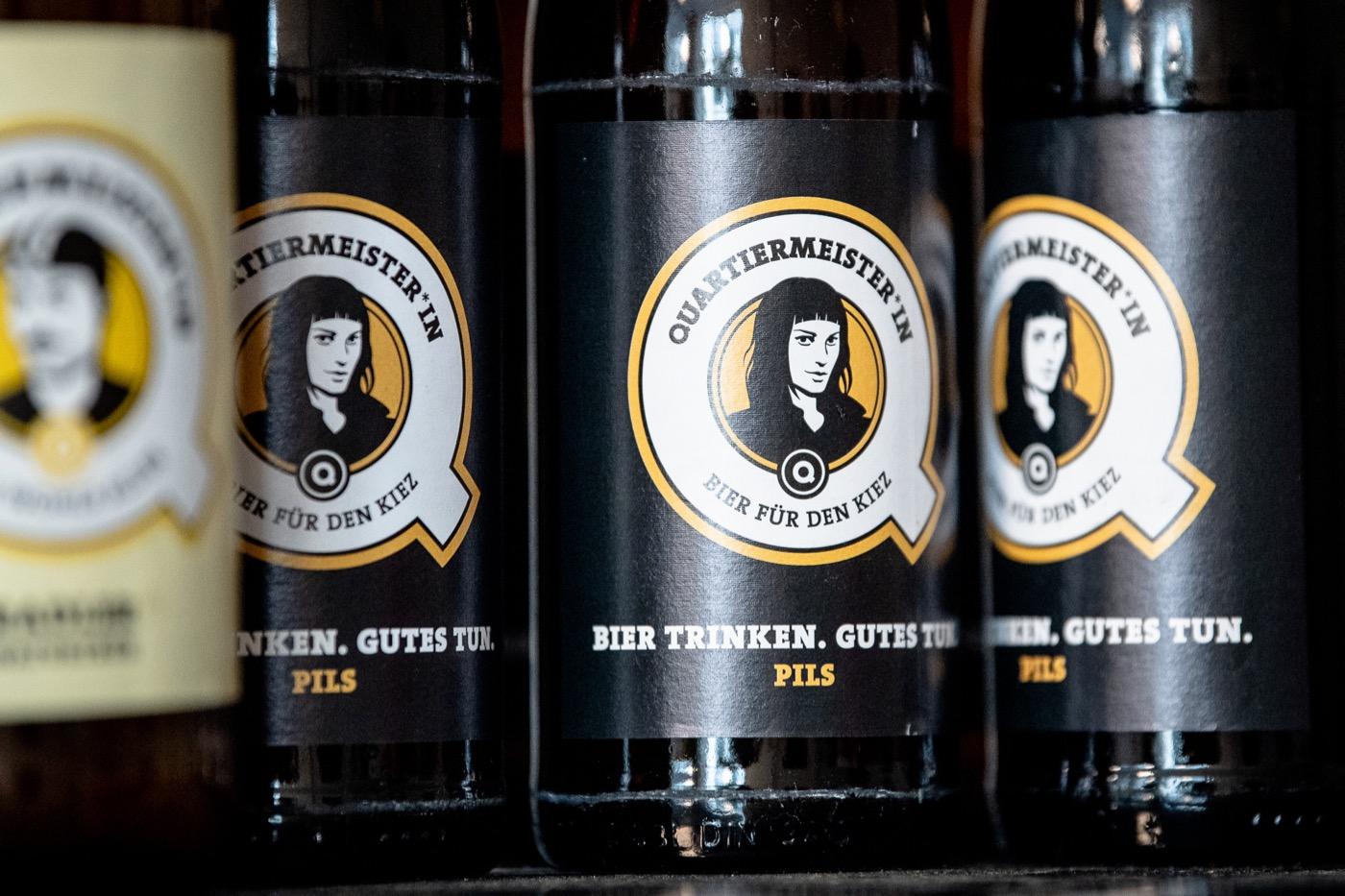 Auf jeder zweiten Flasche ist heute ein weibliches Konterfei zu sehen.
