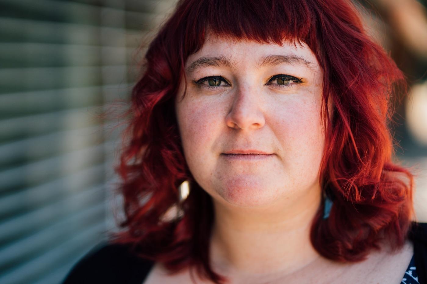 Magda Albrecht kämpft gegen die Diskriminierung von dicken Menschen.
