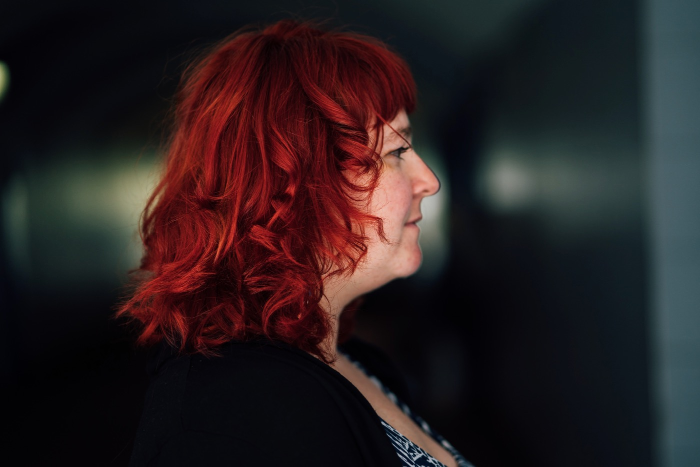 Kritik übt Magda Albrecht besonders an der Weltgesundheitsorganisation.