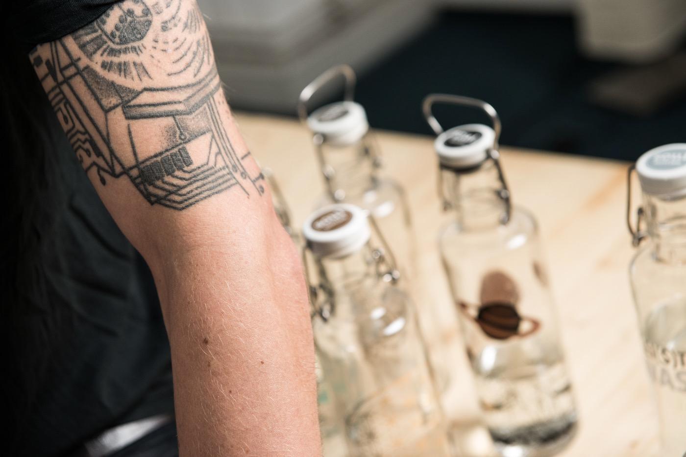 Die Soulbottles-Ideen: weniger Plastik und mehr sauberes Trinkwasser.