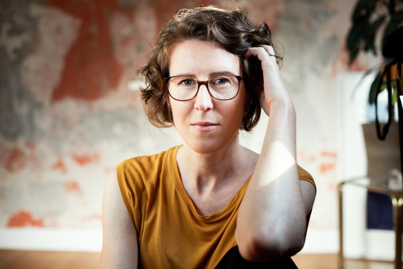 Fotografin Selina Pfrüner wagt sich an das Thema Vollverschleierung.