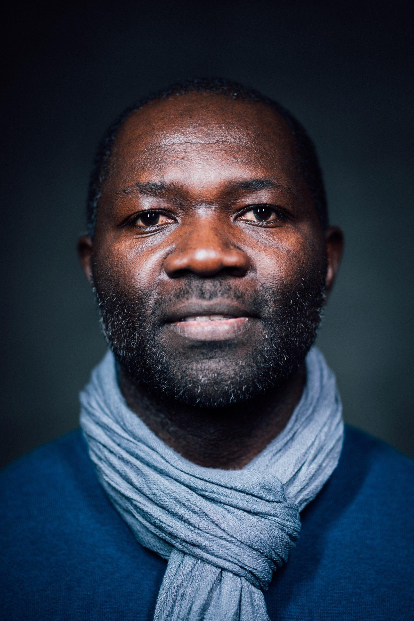Pierre Vicky Sonkeng Tegouffo arbeitet für den Flüchtlingsrat Brandenburg.