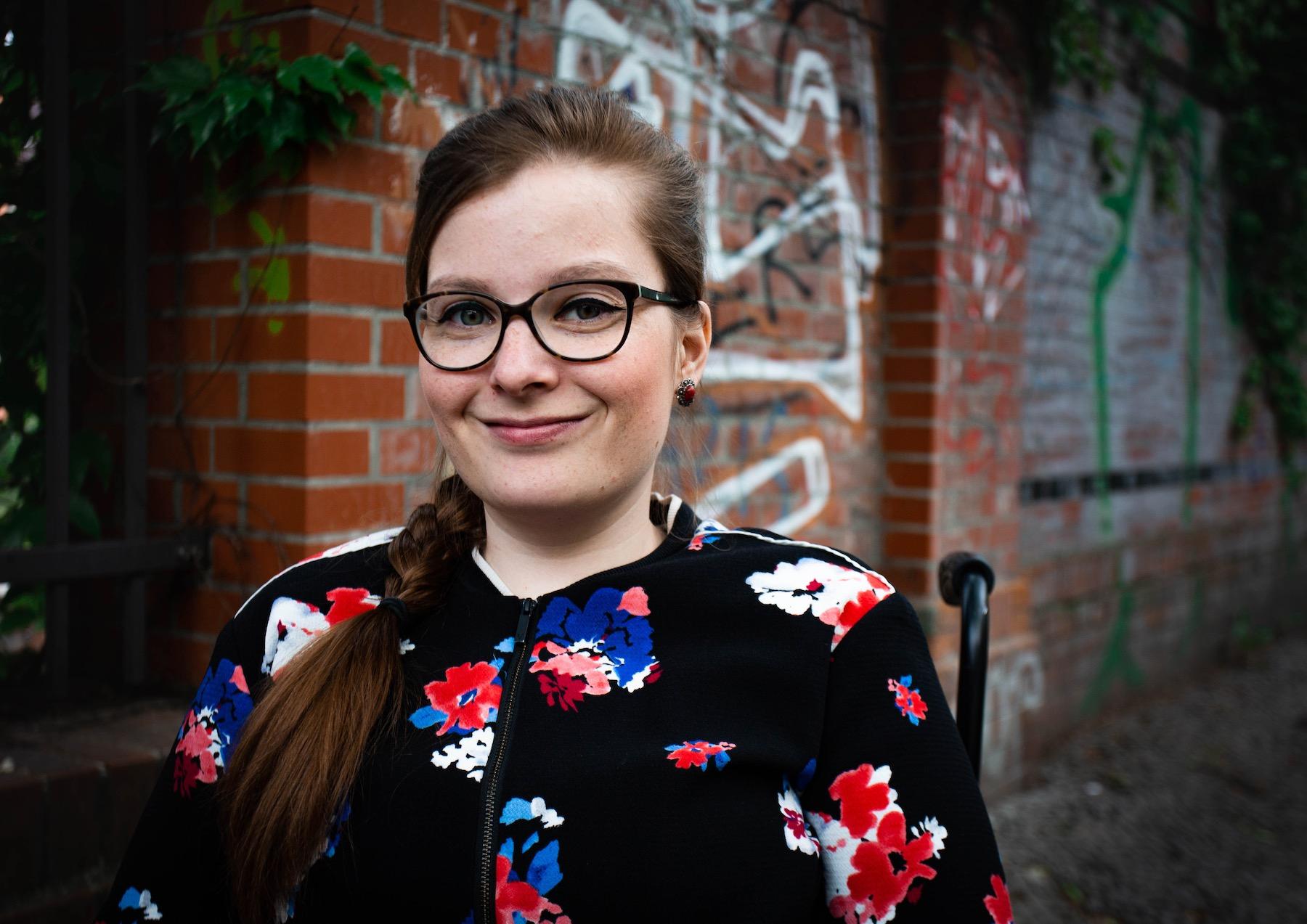 Judyta Smykowski leitet die Redaktion des Online-Magazins Die Neue Norm.