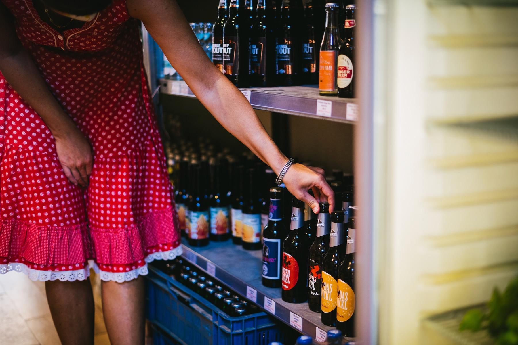 """In Köln zählt Nicole Klaskis Start-up """"The Good Food"""" heute gleich drei Läden."""