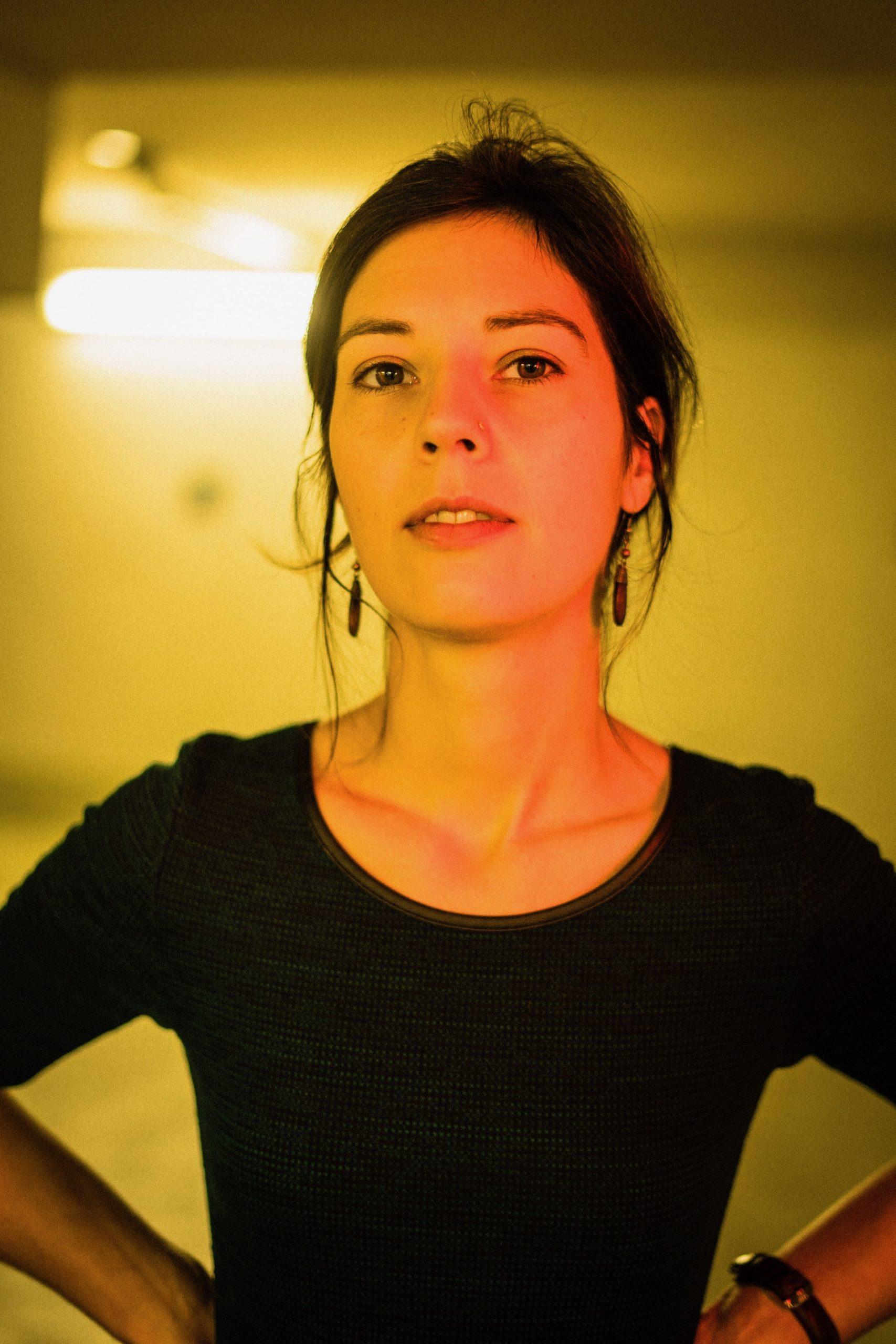Liese Braun leitet in Dresden einen Stammtisch für Asexualität.