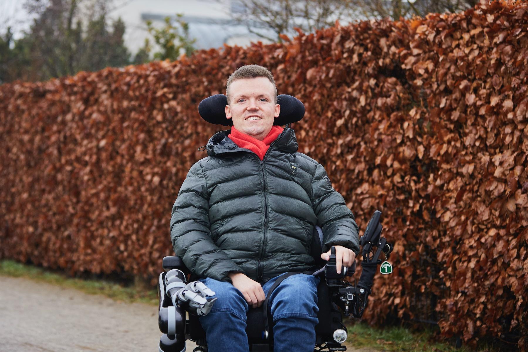 Christian Homburg initiierte eine Petition zum Impfschutz schwerbehinderter Menschen.